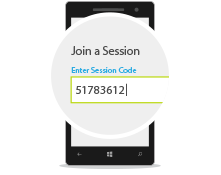 Share Session Code